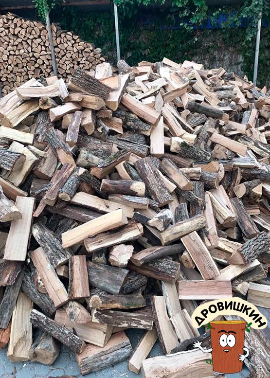 Купить дуб колотый в Электростали
