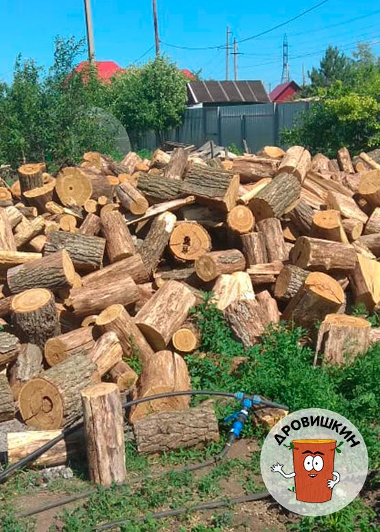 Купить дуб не колотый в Электростали